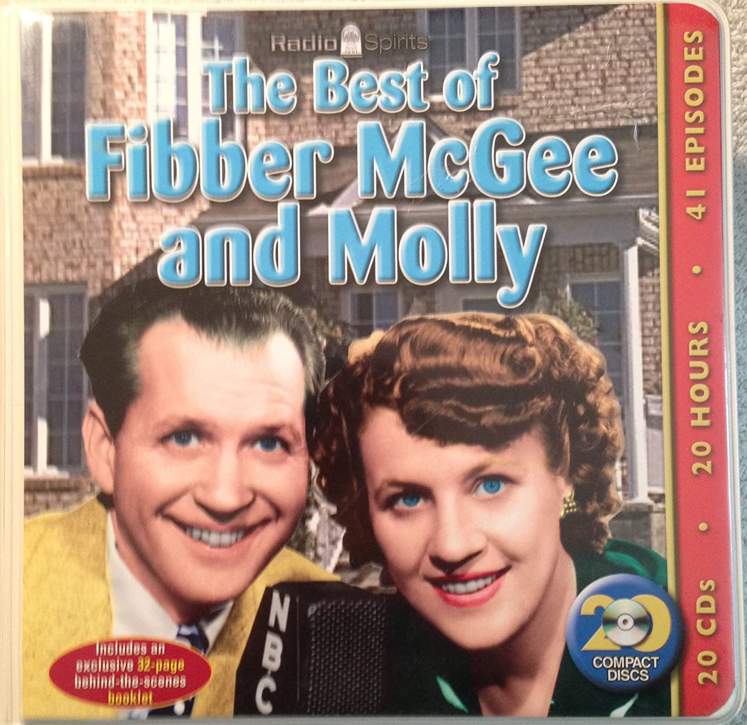 Fibber McGee and Molly Radio Show