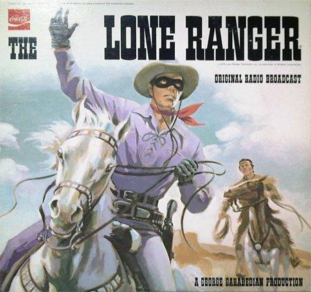 The Lone Ranger Radio Show